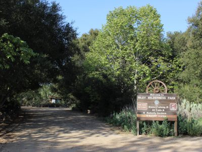 Thomas Riley Wilderness Park Butterfly Garden